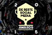 DE BESTE SOCIAL MEDIA AWARDS 2015 – Event