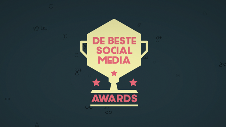 DE BESTE SOCIAL MEDIA AWARDS 2015