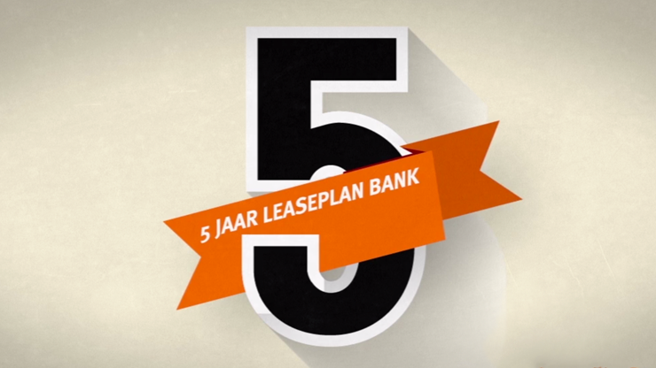 LEASE PLAN BANK 5 JAAR