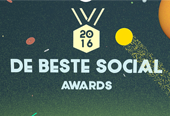 DE BESTE SOCIAL AWARDS 2016 – Event