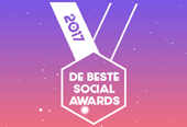 BESTE SOCIAL MEDIA AWARDS 2017